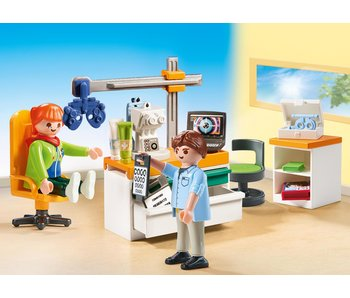 Playmobil Ophtalmologie 70197