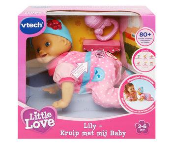 Vtech Little Love -KRUIP MET MIJ BABY NL