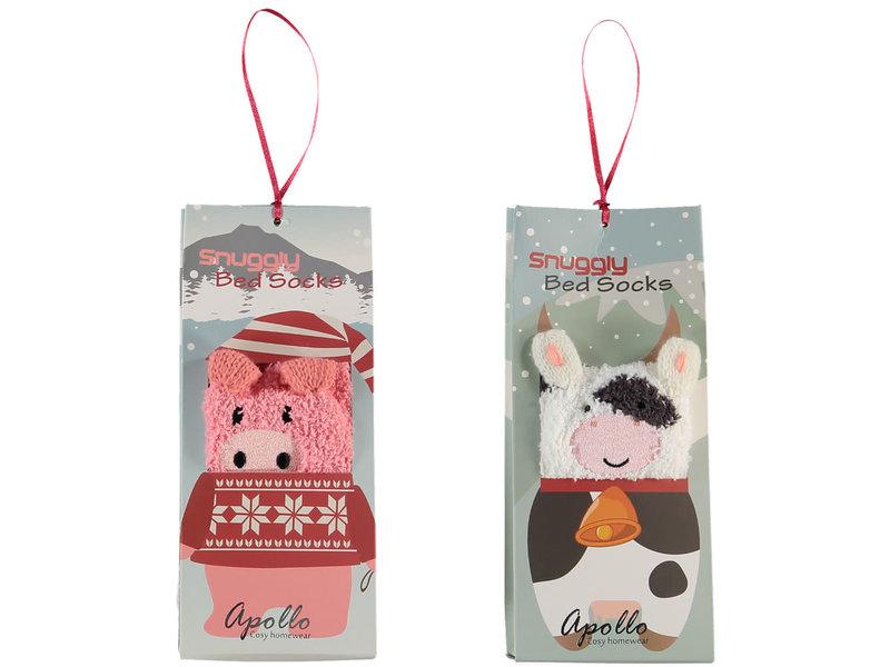 Soft sokken 35-38 Varken cadeauset