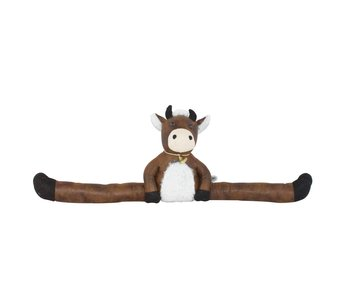 Hamilton Living Draught excluder cow Bella faux leather