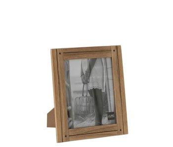 J-Line Fotokader paulow natuur | 16.5x20.5cm