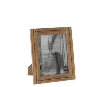 J-Line Fotokader paulow natuur | 28.5x34cm