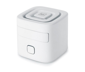 Ipuro Air pearls electric diffuser cube white