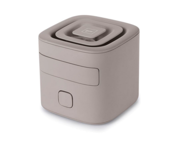 Ipuro Air pearls elektric room diffuser cube | taupe