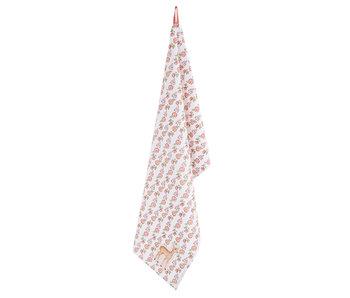 Clayre & Eef Keukendoek 50*85 cm roze