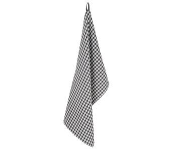 Clayre & Eef Torchon 50 * 85 cm gris