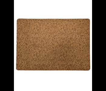 Placemat natural Cork