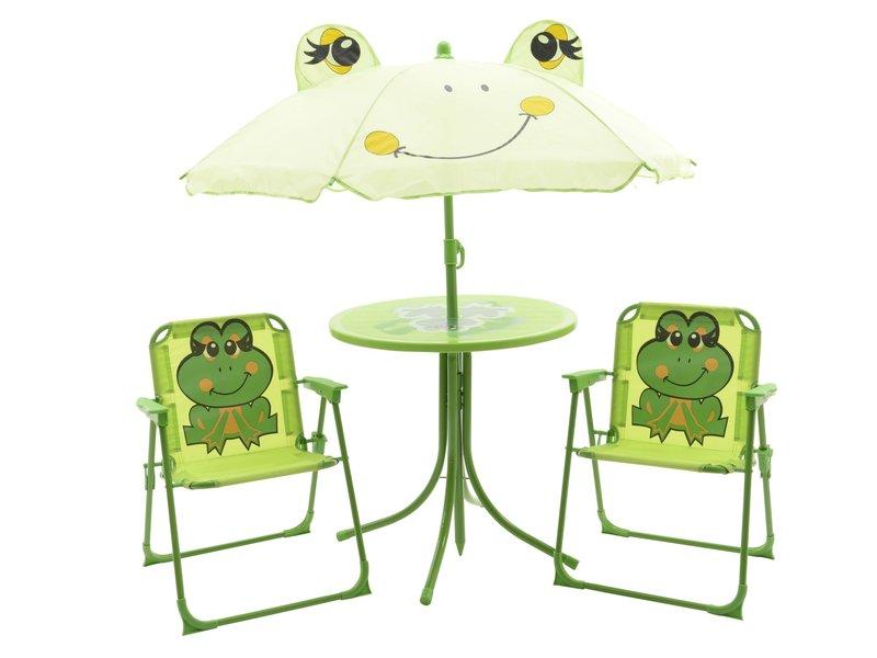 Ensemble de jardin pour enfants - grenouille