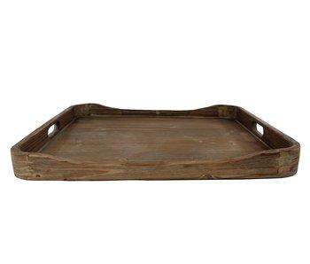 Hamilton Living Wooden tray Denise | XXL | 50x50x4,5cm