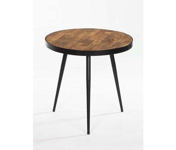 Hamilton Living Table d'appoint Alice   50x50x50 cm