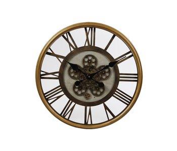 Hamilton Living Horloge murale montre / chiffres ouverts - diapo 54.5