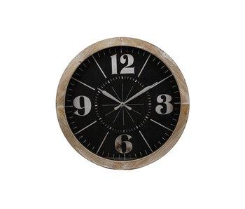 Hamilton Living Horloge Danilo 51x51x6 CM