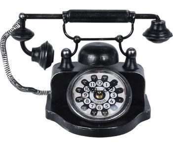 téléphone d'horloge