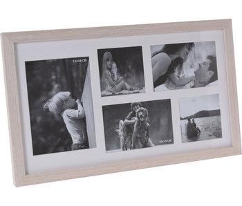 Fotolijst mdf | 45x27x3.5cm