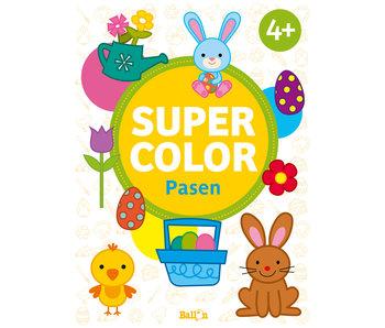Super color pasen kleurboek