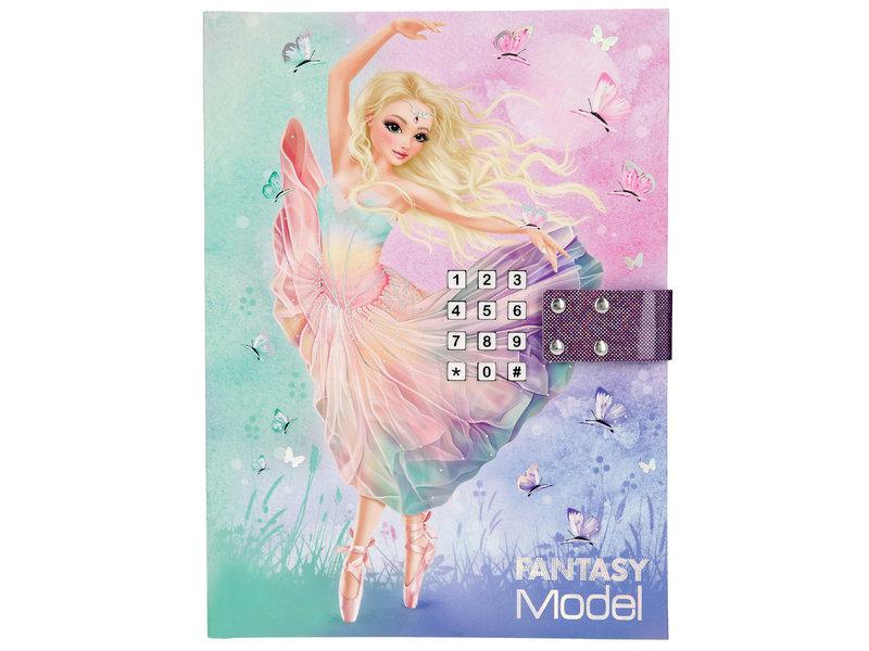 Fantasy Model - livre d'écriture avec code