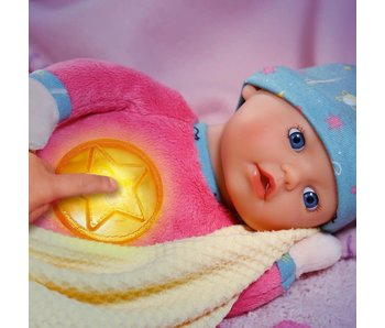 Baby Born nightfriends slaappop 30 cm