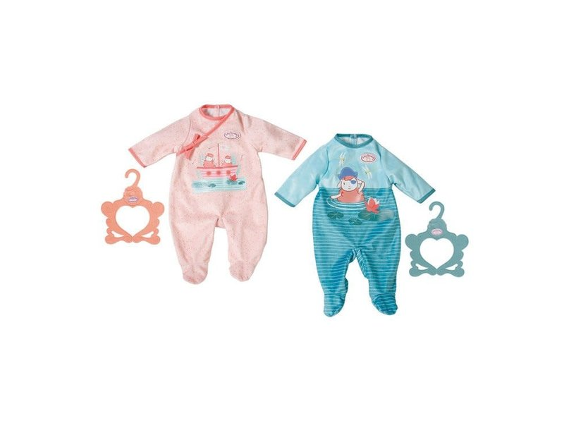 Copy of Baby Annabell romper 1 blauw