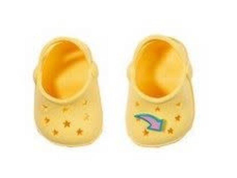 Baby Born YELLOW - chaussures