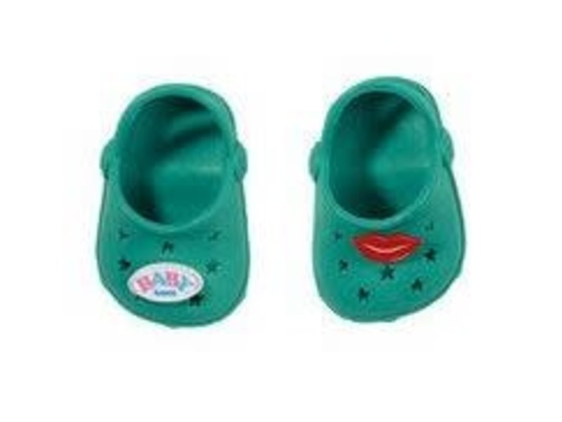 Baby Born GREEN - chaussures