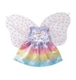 Baby Born 43cm unicor Fairy outfit