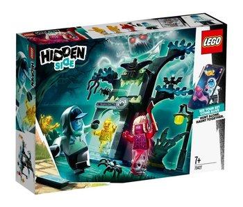 Welkom bij Hidden Side lego 70427