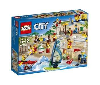 LEGO 60153 Plezier aan het strand