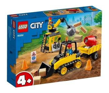 City Constructiebulldozer 60252