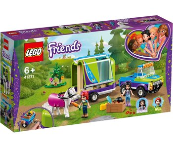 Mia`s paardentrailer Lego 41371