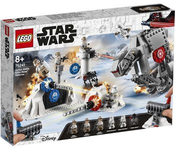 Action Battle Verdediging van Echo Base Lego 75241