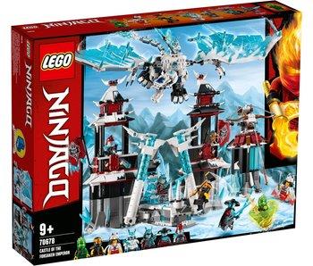 Kasteel van de verlaten keizer Lego 70678