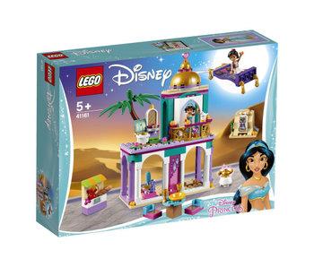 Disney Aladdins en Jasmines paleisavonturen 41161