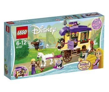 41157 Rapunzel's caravan