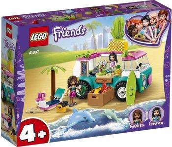 Lego Friends sapwagen 41397