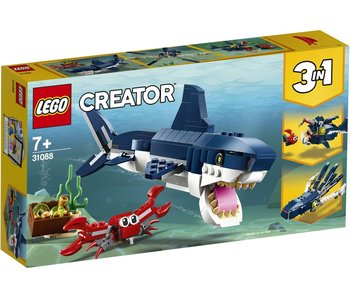 Diepzeewezens Lego (31088)