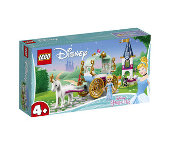 Disney Assepoesters koetstocht 41159
