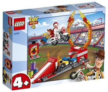 Toy story Duke Caboom's stunt show 10767