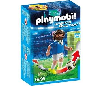 Playmobil PLAYMOBIL 6895 JOUEUR EQUIPE ITALIE