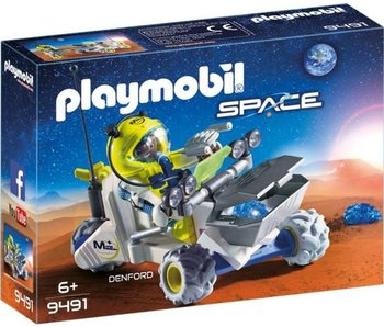 Playmobil Mars -trike