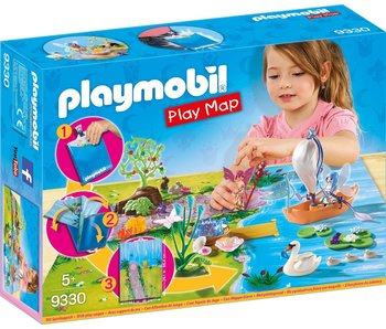 Playmobil PLAYMOBIL PLAY MAP ELF