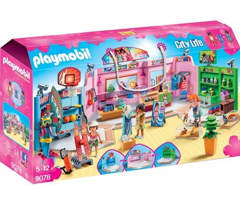 Playmobil PLAYMOBIL 9078 WINKELGALERIJ