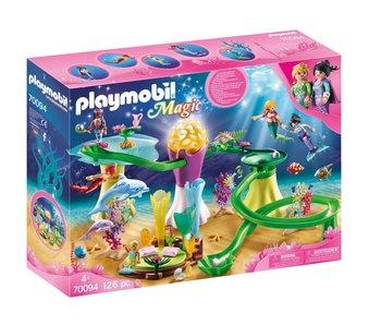 Playmobil Koraalpaviljoen met lichtkoepel 70094