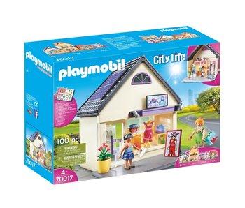 Playmobil 70017 Ma maison de couture