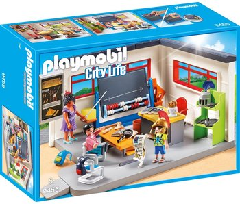 Playmobil Geschiedenislokaal 9455