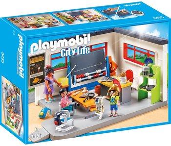 Playmobil Salle d'histoire 9455