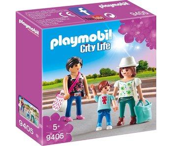 Playmobil Winkelende meisjes 9405