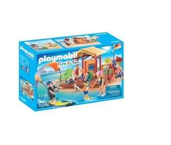 Playmobil Ecole de sports nautiques 70090