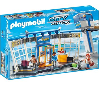 Playmobil 5338 Luchthaven met verkeerstoren
