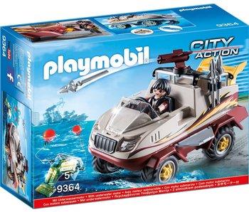 Playmobil 9364 Véhicule amphibie