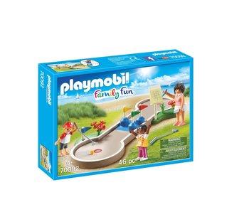 Playmobil Mini golf 70092